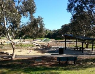 Linear Park Reserve Playspace 2