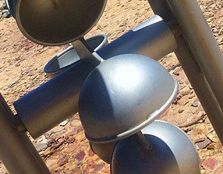 Linear Park Reserve Playspace Pump Channel 2