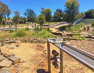 Linear Park Reserve Playspace Pump Channel 3
