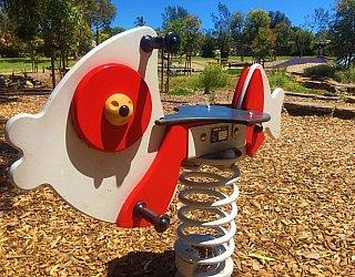 Linear Park Reserve Playspace Rocker