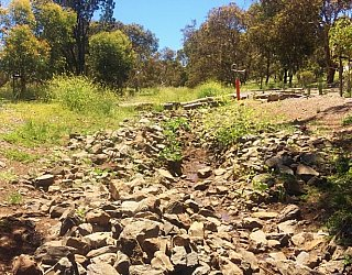 Linear Park Reserve Playspace Rocky River