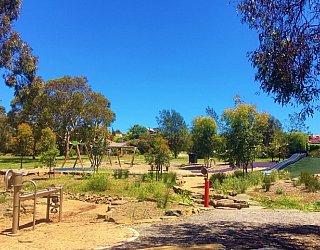 Linear Park Reserve Playspace