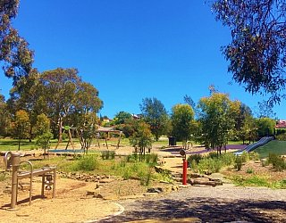 Linear Park Reserve Playspace