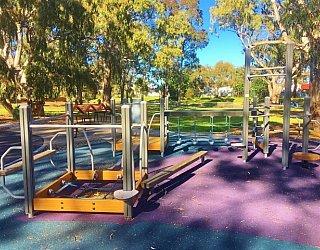 Maldon Avenue Reserve Intergenerational Playground