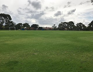 Marion Oval Image 1