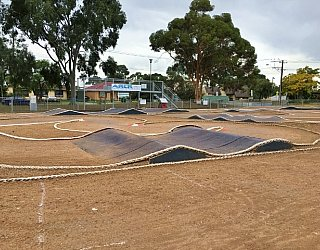 Mitchell Park Oval Car Track Image 1