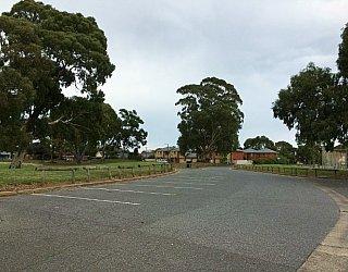 Mitchell Park Oval Carpark 1