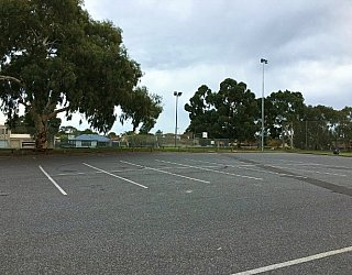 Mitchell Park Oval Carpark 2