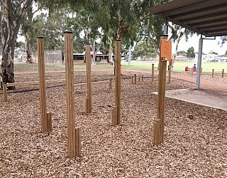 Mitchell Park Oval Exercise Image 1