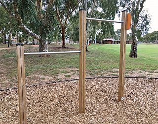 Mitchell Park Oval Exercise Image 8