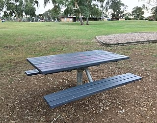 Mitchell Park Oval Picnic Table 1