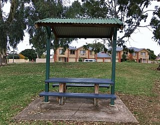 Mitchell Park Oval Picnic Table 2