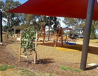 Mitchell Park Oval Playground 10