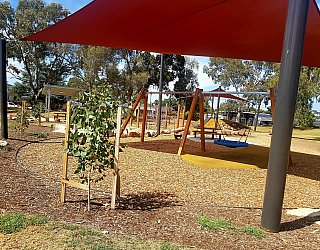 Mitchell Park Oval Playground 10