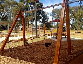 Mitchell Park Oval Playground 11