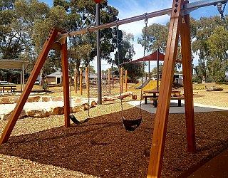 Mitchell Park Oval Playground 11