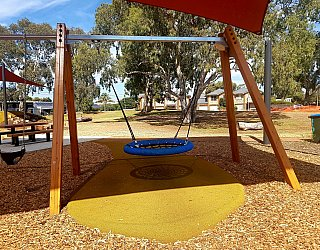 Mitchell Park Oval Playground 12