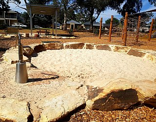 Mitchell Park Oval Playground 13