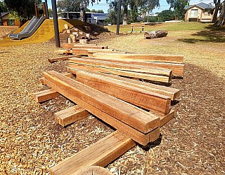 Mitchell Park Oval Playground 15