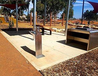 Mitchell Park Oval Playground 17