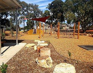 Mitchell Park Oval Playground 19