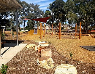 Mitchell Park Oval Playground 19