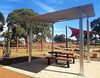 Mitchell Park Oval Playground 4