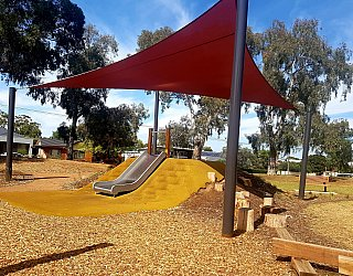 Mitchell Park Oval Playground 6
