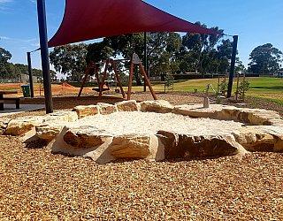 Mitchell Park Oval Playground 7