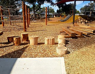 Mitchell Park Oval Playground 8