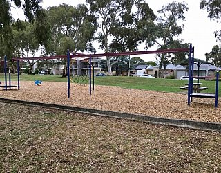 Mitchell Park Oval Playground Monrail