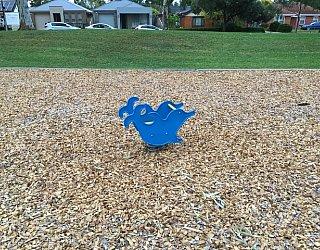 Mitchell Park Oval Playground Rocker
