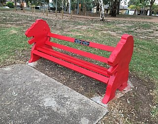 Mitchell Park Oval Seating 3
