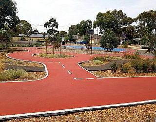 Oaklands Estate Reserve Trike Track 2
