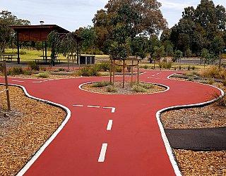 Oaklands Estate Reserve Trike Track 4