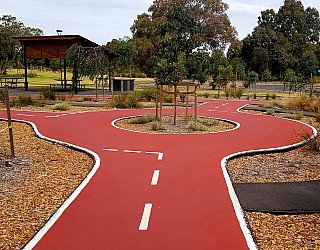 Oaklands Estate Reserve Trike Track 4