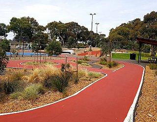 Oaklands Estate Reserve Trike Track 5