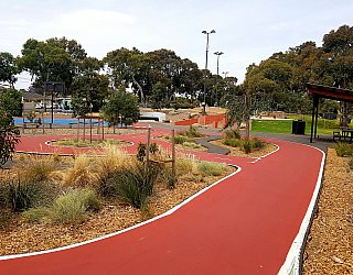 Oaklands Estate Reserve Trike Track 5