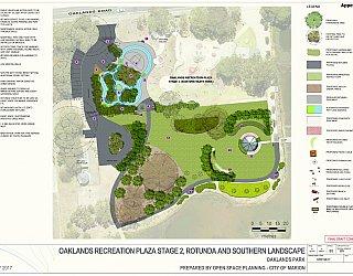 Oaklands Recreation Plaza Oaklands Park Design