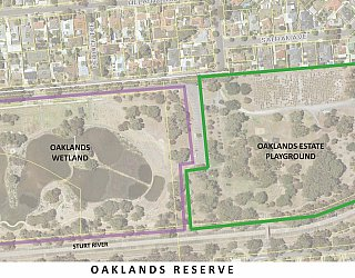 Oaklands Reserve Oaklands Recreation Plaza Stage 2 Notice Of Works
