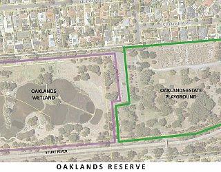 Oaklands Reserve Oaklands Recreation Plaza Stage 2 Notice Of Works