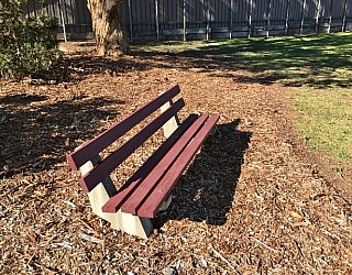 Oakvale Road Reserve Seating
