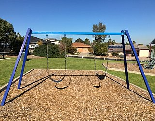 Oakvale Road Reserve Swings