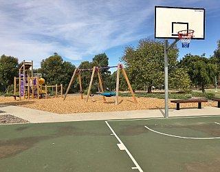 Reserve Street Reserve Playground Basketball 1
