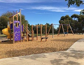 Reserve Street Reserve Playground Multistation 6