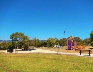 Reserve Street Reserve Playground And Shelter