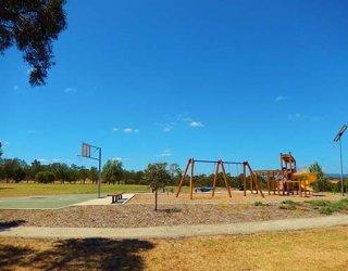 Reserve Street Reserve Playground