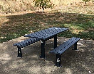 Roy Lander Reserve Picnic Table 2
