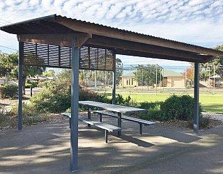 Scarborough Terrace Reserve Picnic Tables 2