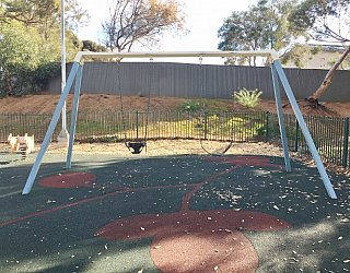 Scarborough Terrace Reserve Swings 2